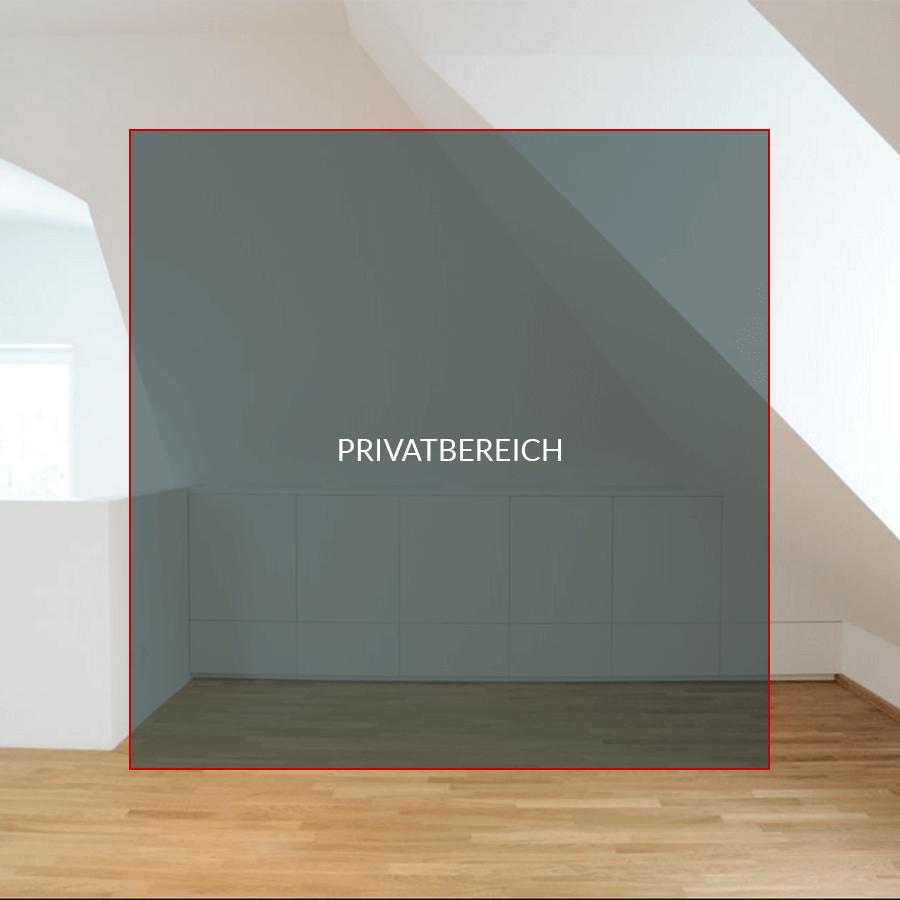 Privatbereich - Wir gestalten Lebens(t)räume