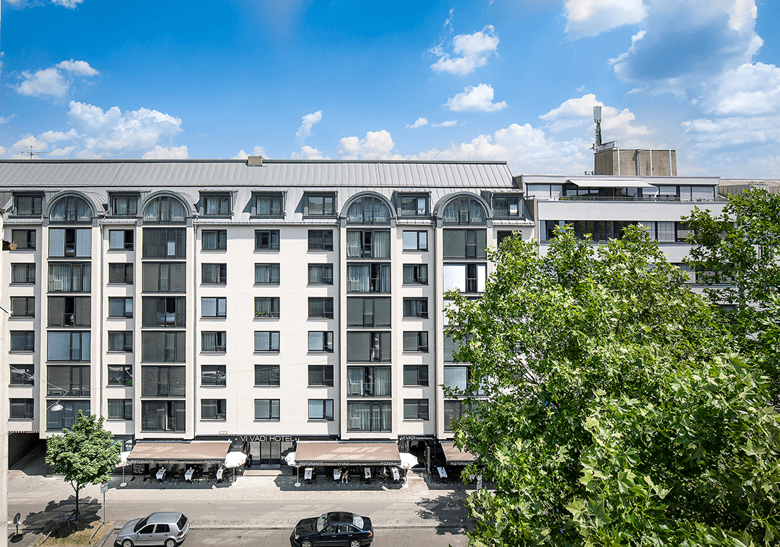 Hotel Vi Vadi Bayer 89 Außenansicht - Hotels, Objektbereich