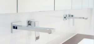 Badmöbel H Detailansicht Armaturen - Badezimmer, Privatbereich