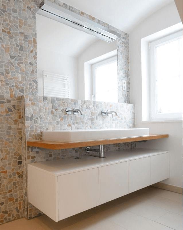 Badmöbel F - Badezimmer, Privatbereich