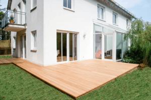 Terrasse G Überblick - Garten, Privatbereich