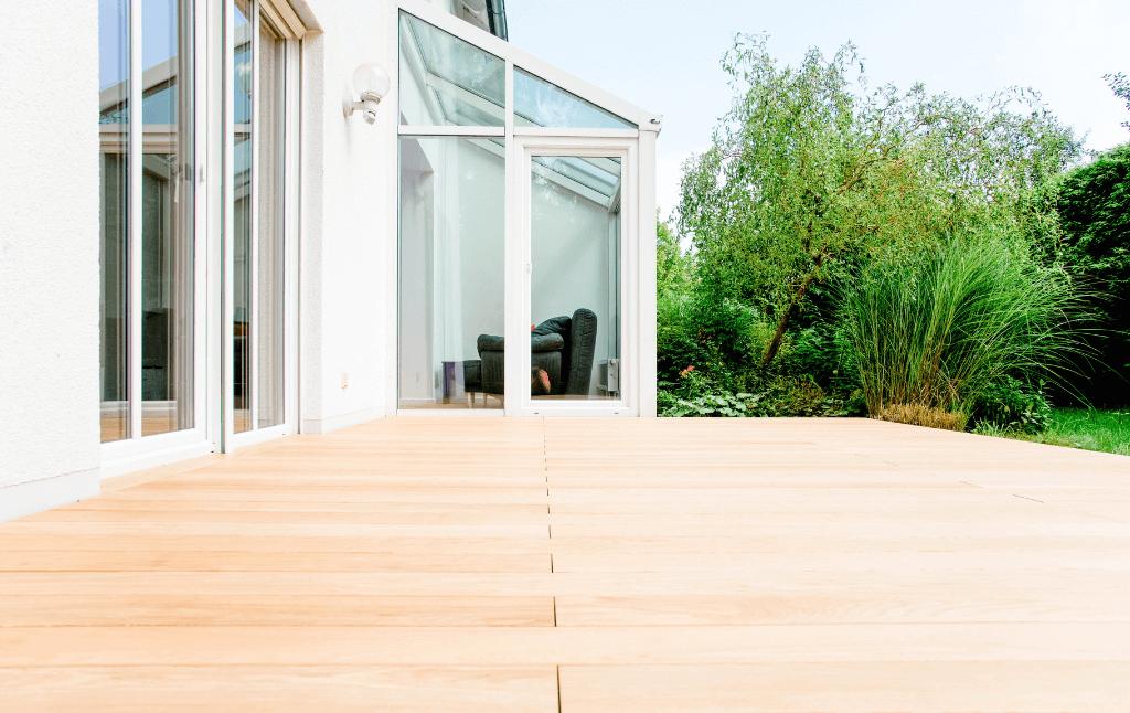 Terrasse G - Garten, Privatbereich