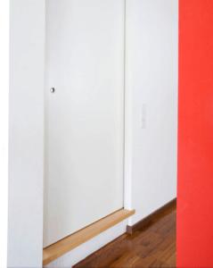 Schiebetür R geschlossen - Privatbereich, Wohnen