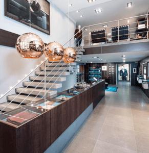 Laden Xuits Düsseldorf Verkaufstresen - Läden, Objektbereich