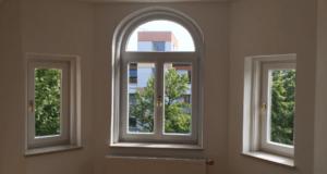 Sanierung mit Schiller Wimmer - Fensterrahmen