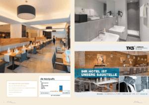 Zeitungsartikel Vi Vadi Hotel Bayer 89 - Ausstattung