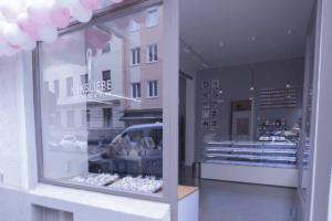 Laden Keksliebe Eingang - Läden, Objektbereich