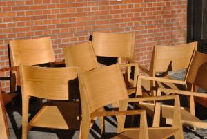 Möbeldesign S Holzstühle - Privatbereich, Sonstiges