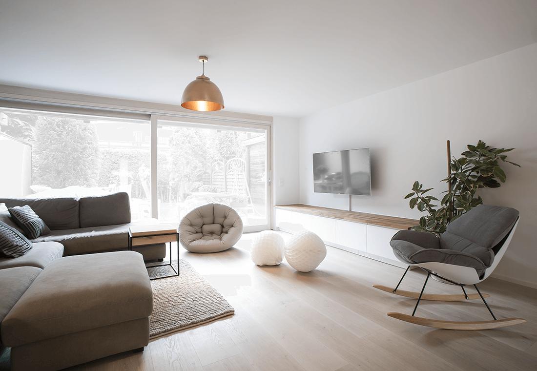 Wohnzimmer S - Privatbereich, Wohnen