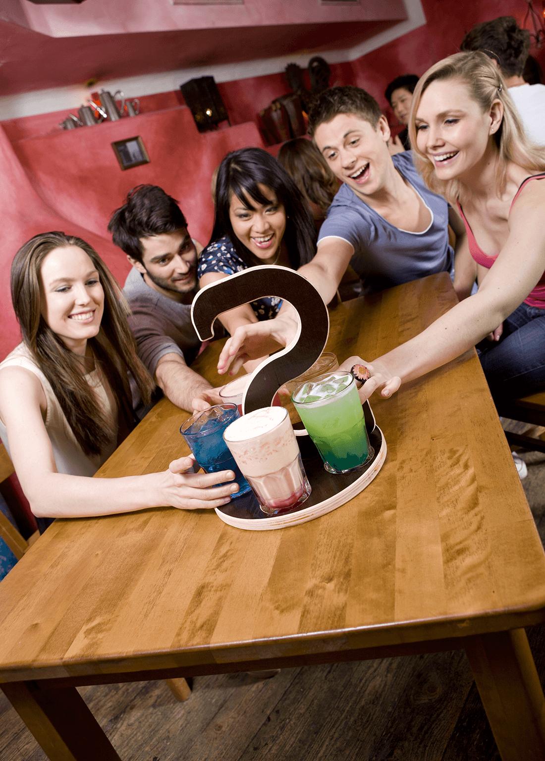 Cocktailständer Sausalitos