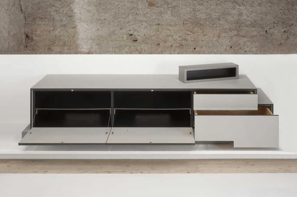 Sideboard S weiß - Privatbereich, Sonstiges